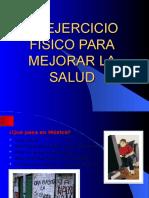 recomendación ejercicio