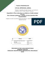 Critical Appraisal Deskriptif 2016