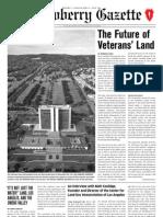 Strawberry Gazette, Issue 4