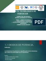Microsoft PowerPoint - 1.1 Diodos de Potencia