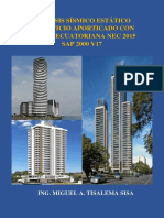 Libro Analisis Sismico Estatico NEC 2015