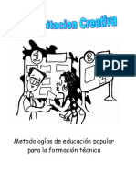 Manual de Capacitacion Creativa