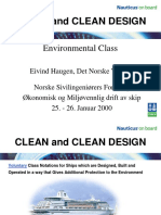 Dnv Clean vs Clean Design