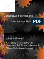 3 Conceptual Foundations