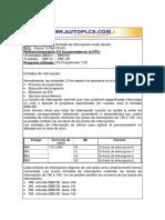 Omron Interrupcion Cj1m PDF