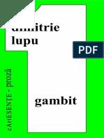 CARTESENTA PROZA 1. D.Lupu. Gambit (1).pdf