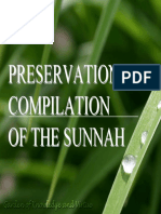 RKQS 2021 Preservation and Compilation of the Sunnah PPT