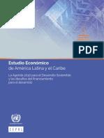 Estudio Economico de America Latina y e Caribe