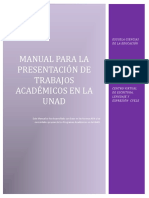 Manual de Trabajos Academicos
