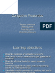 Colligative Properties 1552