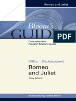 Romeo and Juliet Bloom Guides