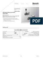 Directional Spool Valves Direct Operated 1