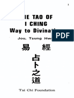 The-Tao-of-I-Ching-Way-to-Divinat By Jou-Tsung-Hwa=Descanned