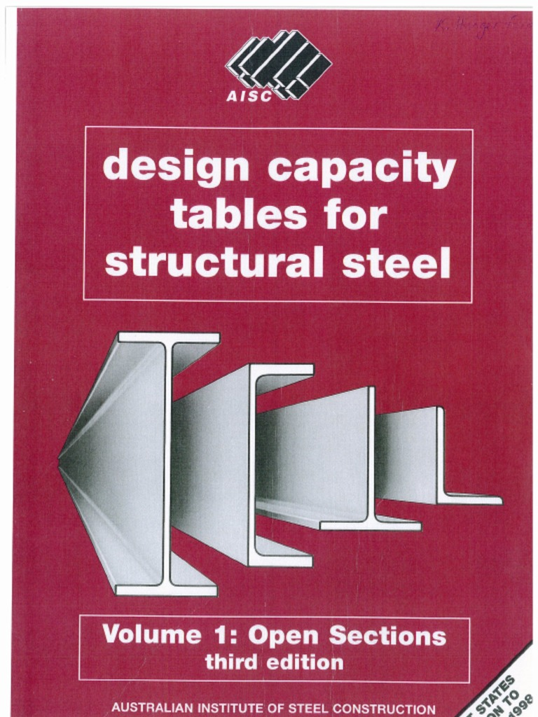 Asep Steel Handbook 2004 Pdf