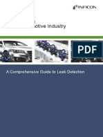 E-book - Leak Testing in the Automotive Industry