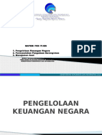 Materi Pengelolaan Keuangan Negara Permasalahan Pengadaan Barang/Jasa Manajemen Aset