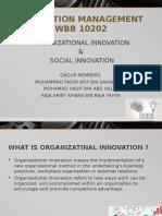 Defining Social Innovation