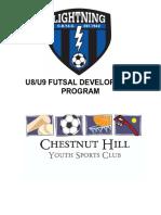 U8U9 Futsal Coaching Manual