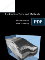 Exploration Tools and Methods Slides