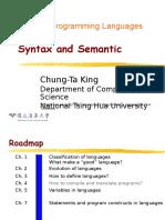 L02 Syntax