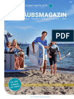 Urlaubsmagazin Lübecker Bucht 2017