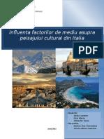 Peninsula Italica