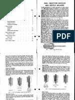 CAV Fuel Injection Nozzles