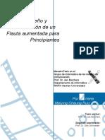 traduccion diseño y evaluacion flauta
