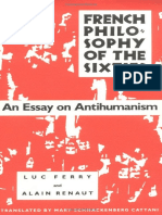 FERRY LUC - French Philosophy of the Sixties  An Essay on Antihumanism.pdf