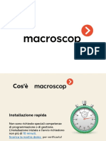 Macroscop Video Management Software (Italian)