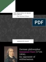 GGSR Kant and Rawl