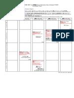 Course Schedul