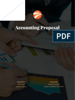 CPA - Accounting Proposal