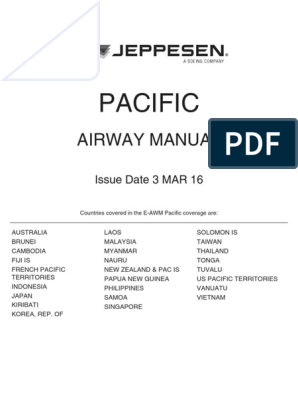 Jeppesen Pacific | Air Traffic Control | Implied Warranty