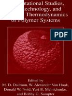 Computational studies, nanotechnology and solution thermodynamics of polymer systems 2002 - Dadmun.pdf
