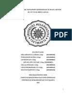 Laporan Stase Manajemen Keperawatan Di Ruang Arofah Copy