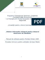 Manual Portal Extern DES - Medici_public
