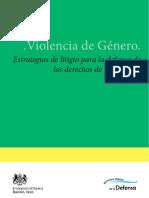 Violencia de Genero - DGN 2012