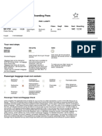 c i Print PDF Boarding Pass View