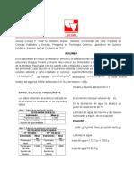1. Informe Destilaccion Sencilla y Fraccionada