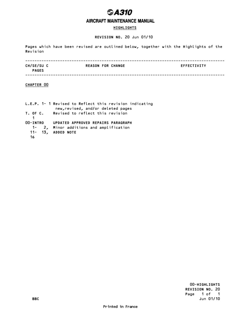 Bammbg 000002pdf System Federal Aviation Administration Pw4000 Field Wire Harness Repair
