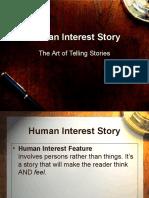 Human Interest Story
