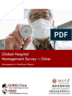 GlobalHospital Management Survey Horak
