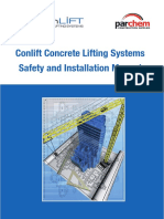 Conlift Concrete Lifting Systems