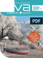 Eventkalender EVA November 2016 - Januar 2017