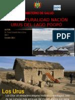 Interculturalidad Nación Urus Del Lago Poopó