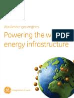 Waukesha Powering the World Brochure