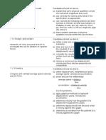 OCR A Level Physics Criteria