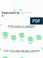Locating Publications