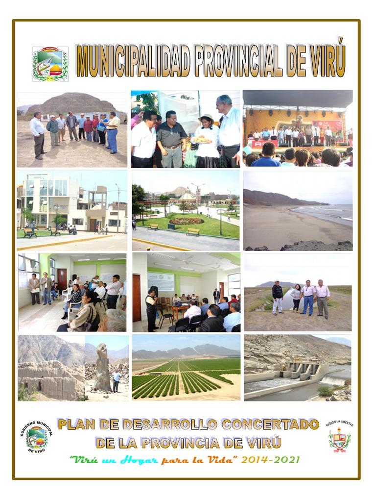 Plan de Desarrollo Concertado Viru 2d59e739597d